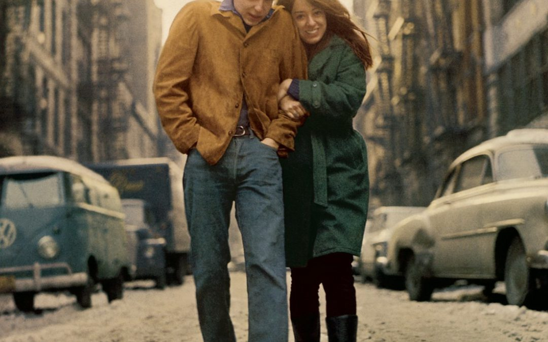 THE FREEWHEELIN' BOB DYLAN – BOB DYLAN, 1963