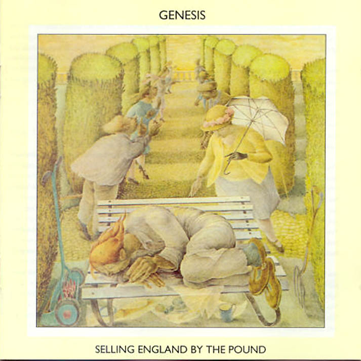 SELLING ENGLAND BY THE POUND – GENESIS, 1973