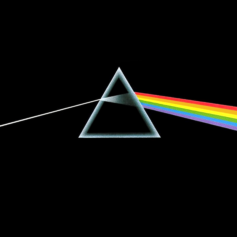 The Dark Side Of The Moon, 1973 – Pink Floyd