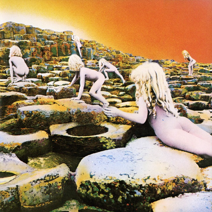 Houses of the holy – Led Zeppelin, 1973
