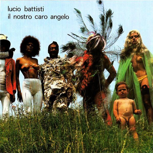 Il nostro caro angelo, Lucio Battisti 1973