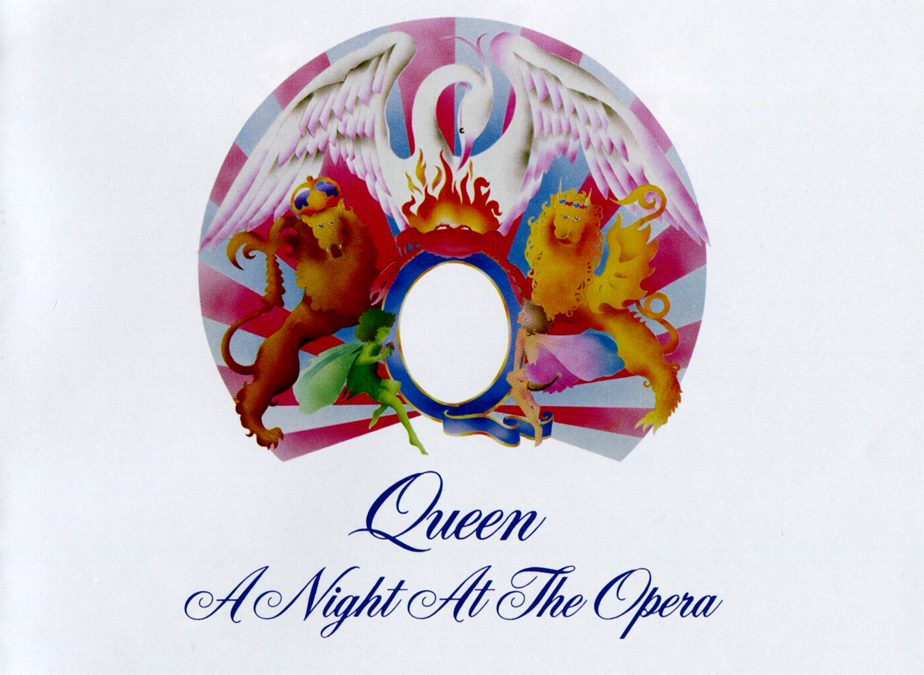 Focus on A Night At The Opera, Queen 1975