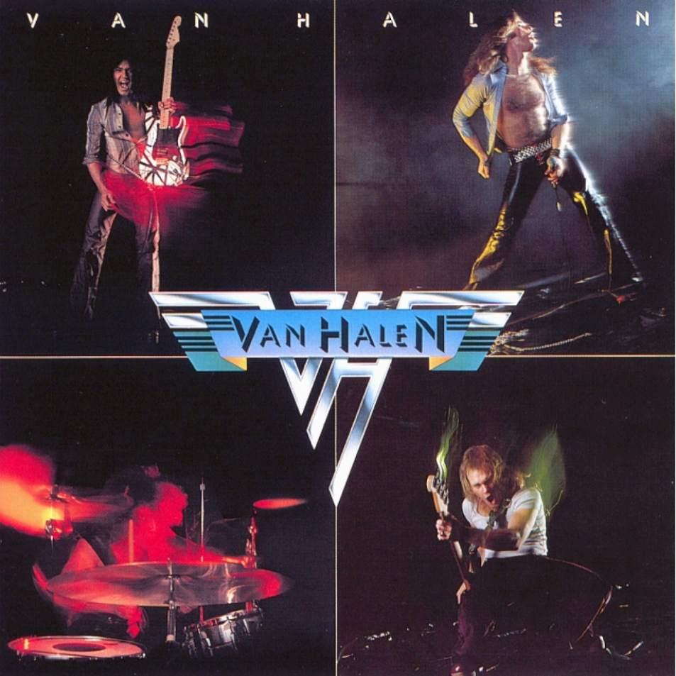 VAN HALEN I – VAN HALEN, 1978