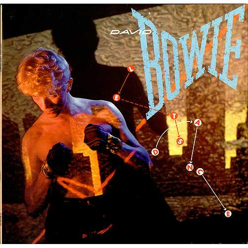 LET'S DANCE – DAVID BOWIE, 1983