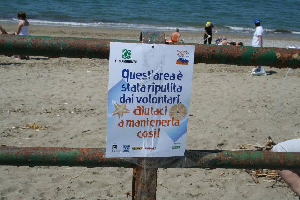 Spiagge pulite