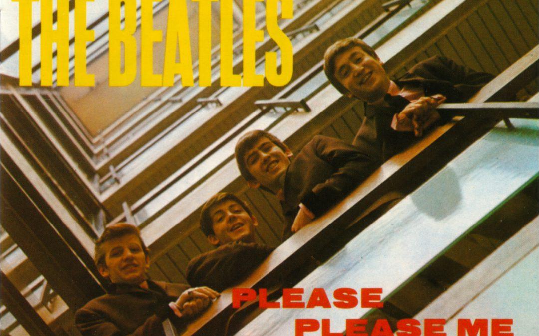 Please Please Me, 1963 – The Beatles
