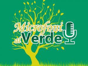 microfoni al verde