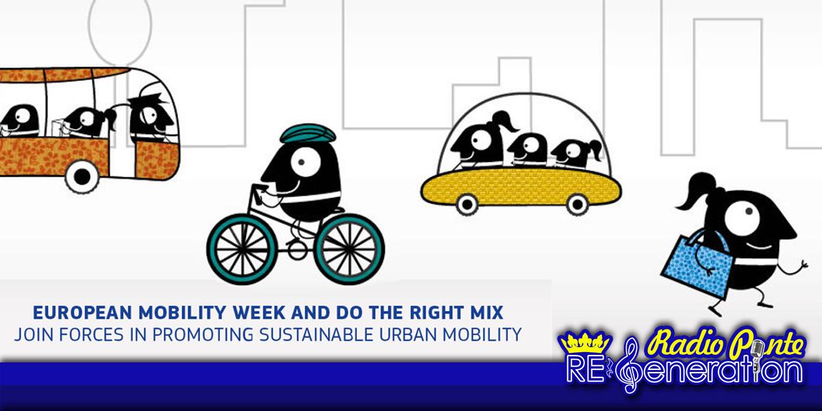 Puntata n.94 – La settimana europea della mobilità sostenibile