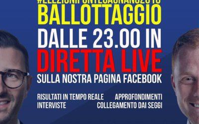 [LIVE] Il Ballottaggio a Pontecagnano Faiano IN DIRETTA
