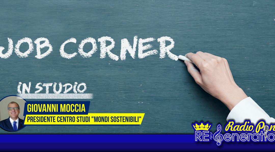 Puntata n.157 – Job Corner
