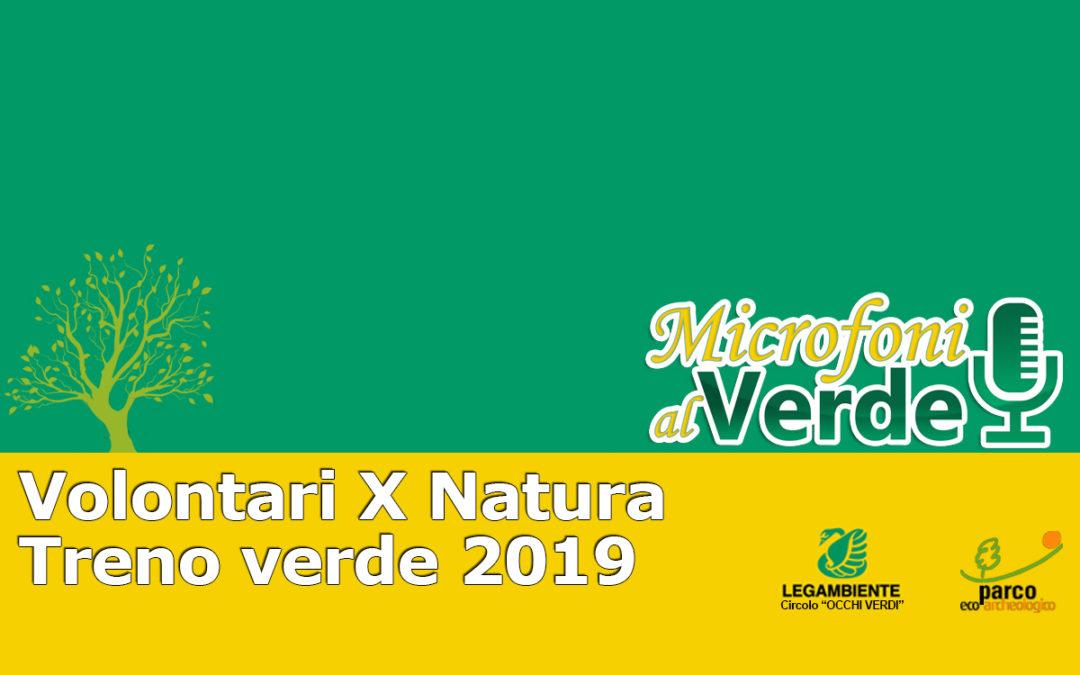 Puntata n.35 – Volontari X Natura