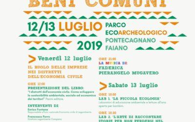 FESTAMBIENTE BENI COMUNI 2019: FESTA DI RINASCITA COMUNITARIA