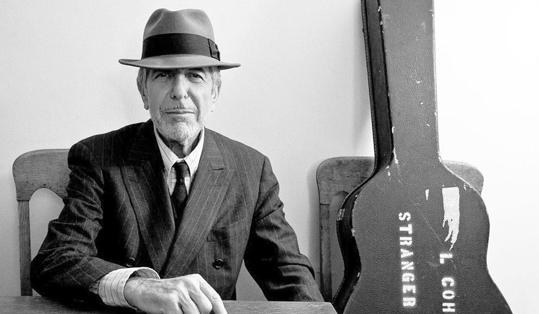 """""""Hallelujah"""", il capolavoro di Leonard Cohen"""