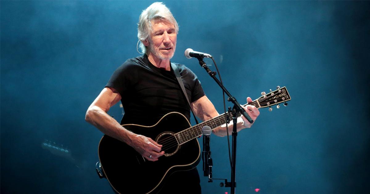 Dopo Macca anche Roger Waters sceglie Napoli