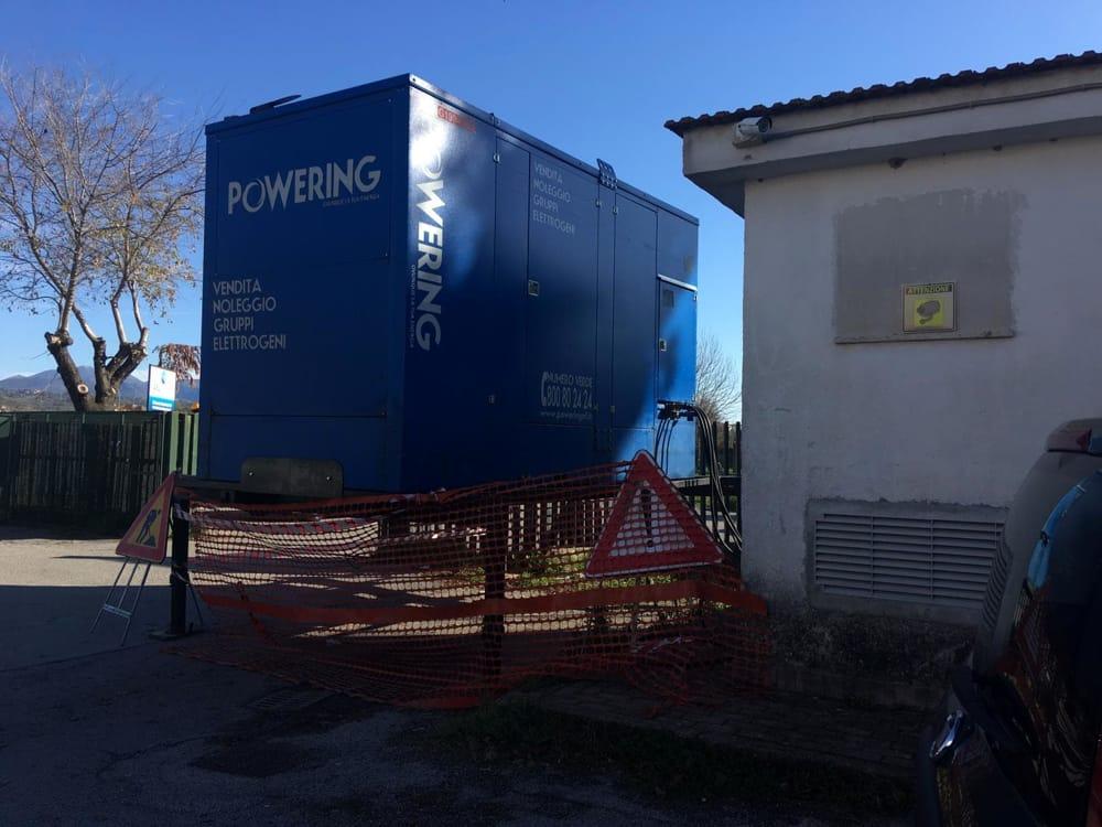 Guasto alla cabina elettrica di Pontecagnano: le ambulanze restano bloccate