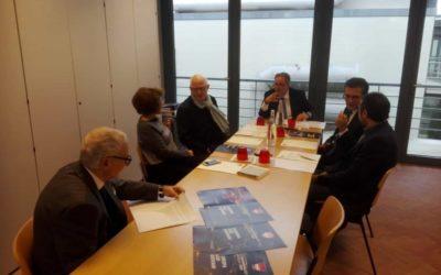 Fondazione Picentia, prima riunione del comitato scientifico