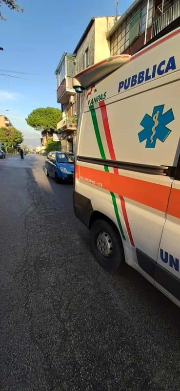 Due incidenti in poche ore ad Albanella e Pontecagnano: feriti in ospedale