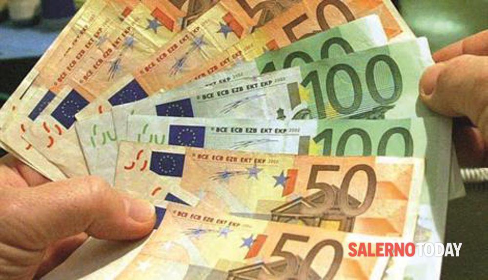 Stipendi: a Salerno si registra il trend positivo migliore d'Italia
