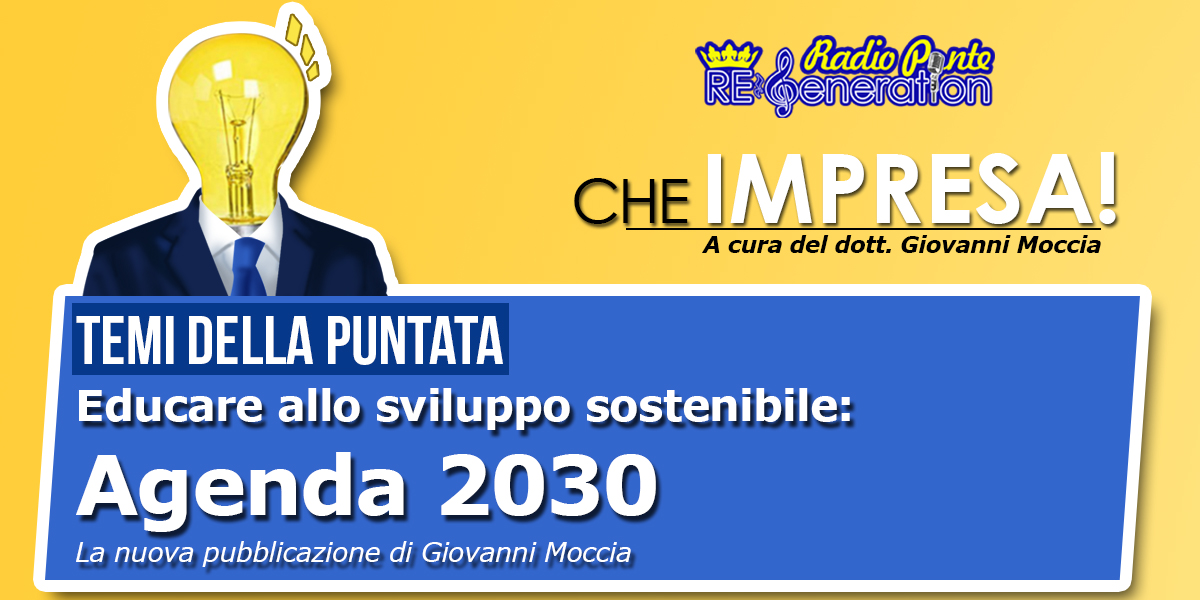 Puntata n.08 – Agenda 2030