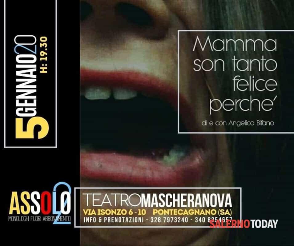 Assolo: la mini rassegna al teatro Mascheranova