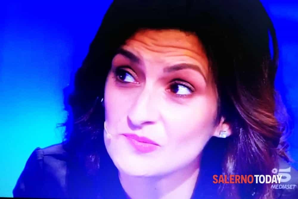 """Ex coppia di Pontecagnano a """"C'è Posta per te"""": Federica dice no a Salvatore"""