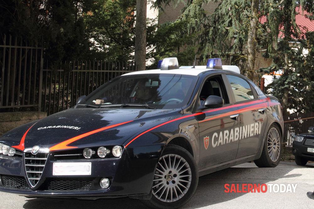Due tentati furti nella notte a Pontecagnano: indagano i carabinieri