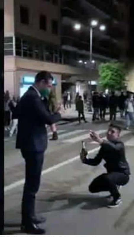 """Cori e assembramenti ad Avellino, l'Unità di Crisi scrive al Prefetto: """"Sanzioni e provvedimenti"""""""