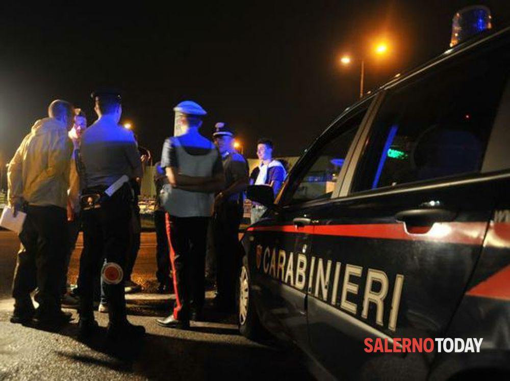 Violenta lite familiare a Pontecagnano: fermato un uomo