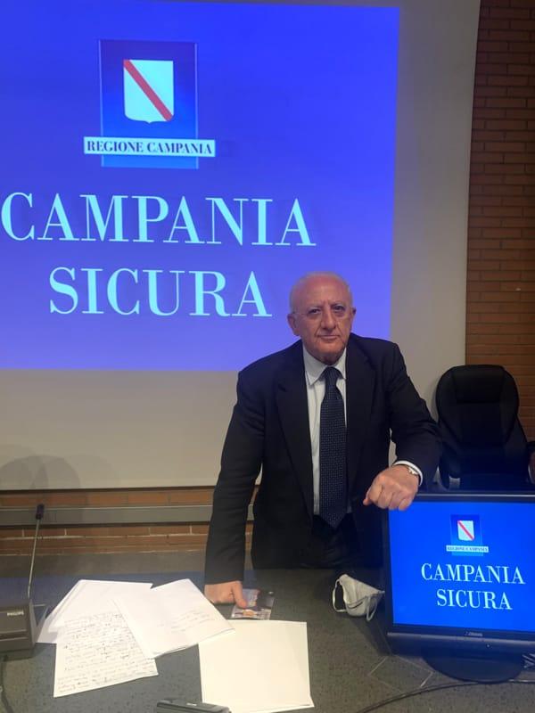 Turismo, cultura e spettacolo per la Fase 2: parla De Luca, al via il censimento degli spazi all'aperto