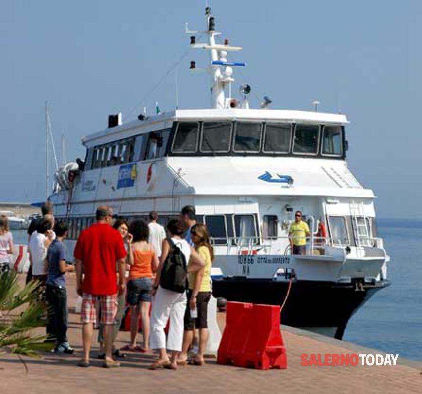 Metrò del Mare: al via le partenze dal 1 luglio, riparte anche Travelmar in Costiera
