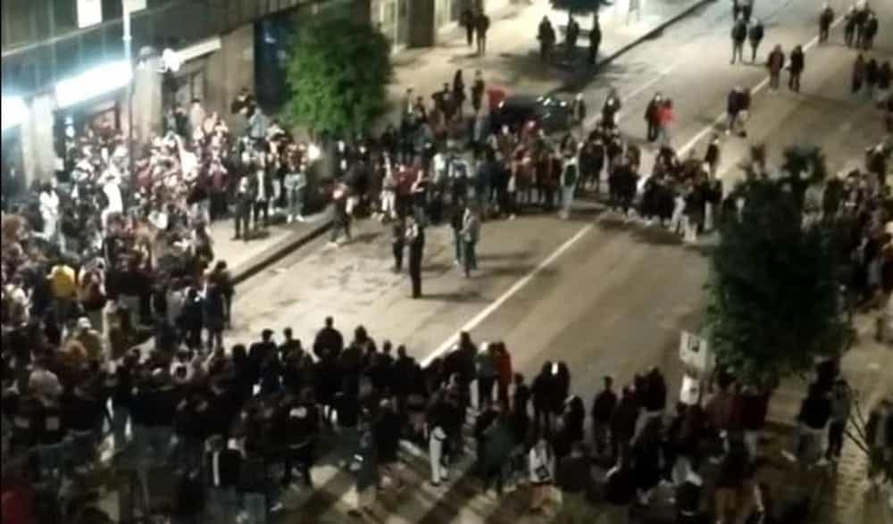 """Assembramenti e coro contro i salernitani, Festa si difende: """"Ero tra la mia gente, tutto sotto controllo"""""""