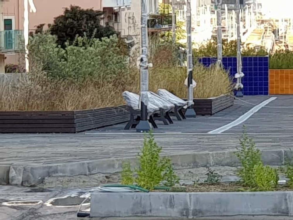 Salerno cambia volto, in via di ultimazione i lavori in via Piave e sul Trincerone Est
