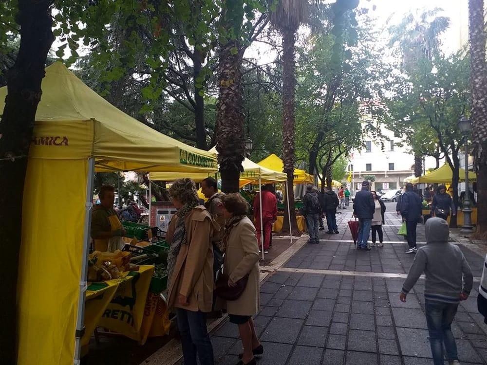 Campagna Amica, il mercato della Coldiretti torna in piazza San Francesco: le date
