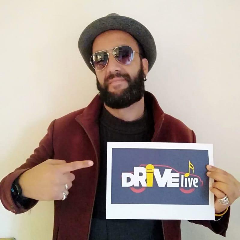 Tutto pronto per il primo Drive Live d'Italia: l'iniziativa del salernitano Grisù