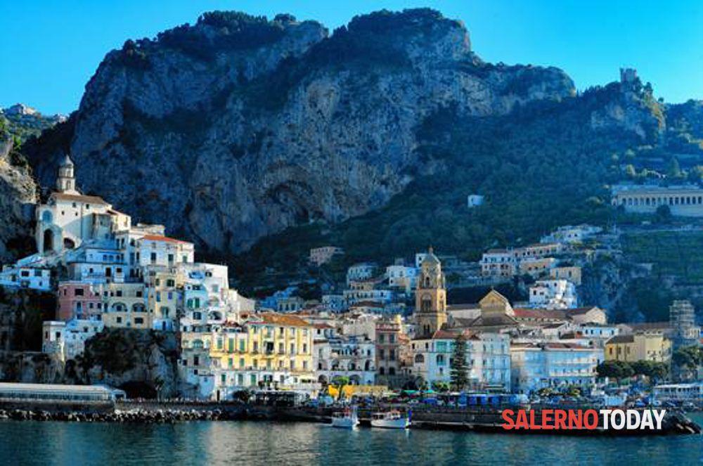 La Costiera Amalfitana fa da sfondo allo spot della Barilla