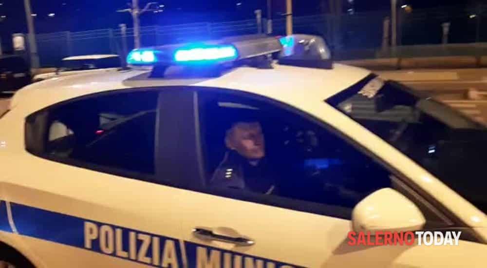 Incidente nei pressi dello stadio Vestuti: scooter contro auto