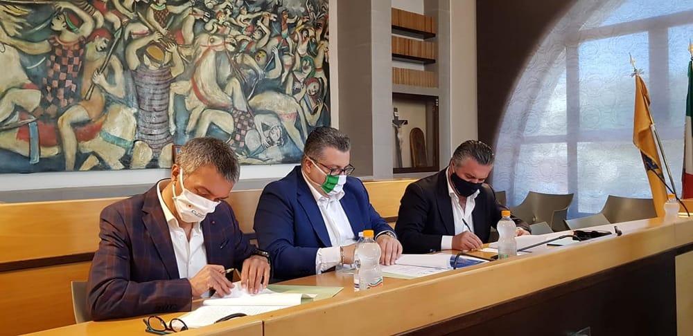 Rilancio del turismo: firmata l'intesa tra Agropoli, Capaccio Paestum e Castellabate