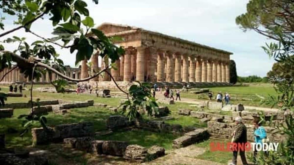 Il parco archeologico di Paestum ospita la festa della musica