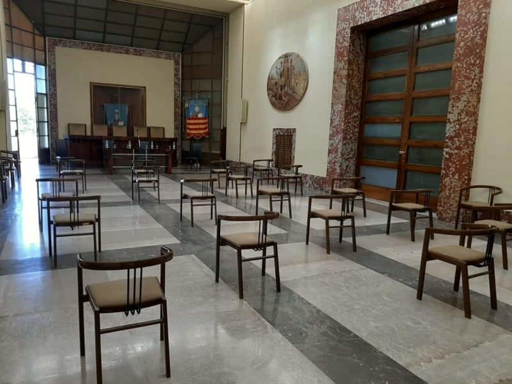 """Post Covid/ incontri pubblici e conferenze stampa: Palazzo di Città """"riprende vita"""""""