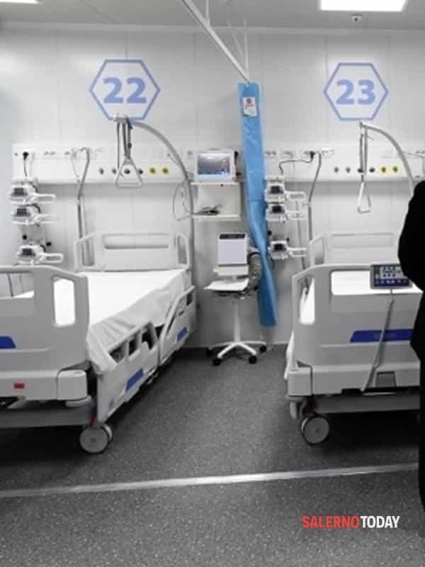Terapia intensiva: approvato il piano di potenziamento, oltre 800 posti letti