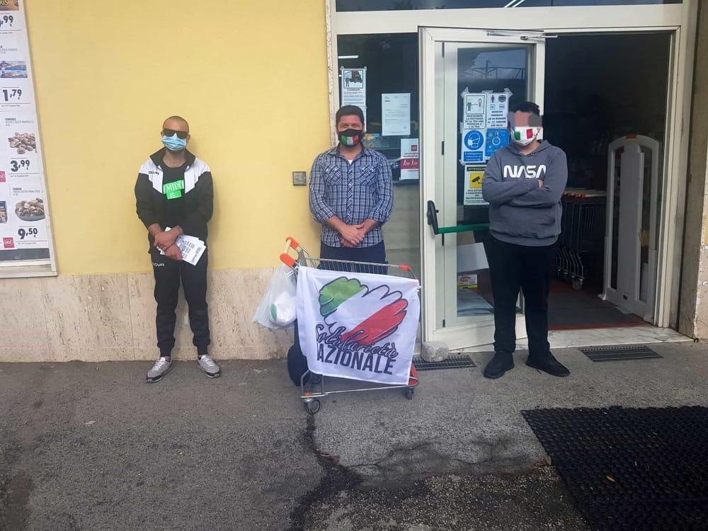"""Roccagloriosa, """"Solidarietà Nazionale"""" riprende le raccolte alimentari"""
