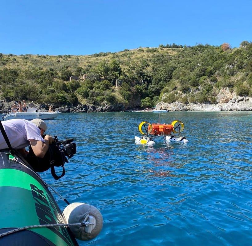 """""""Linea Blu"""" torna nel Cilento: tour nell'area marina degli Infreschi e della Masseta"""