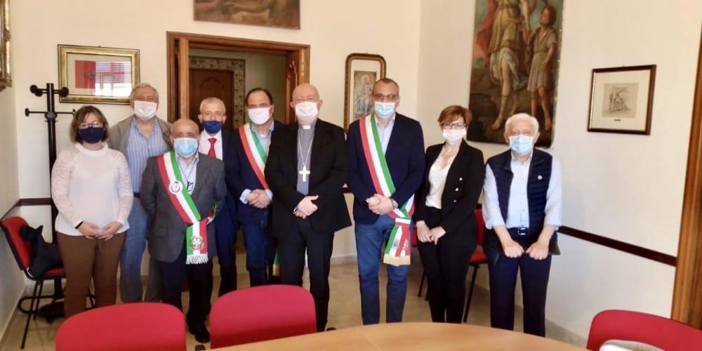 Tratta ferroviaria Eboli-Calitri-Pescopagano: il comitato incontra Bellandi