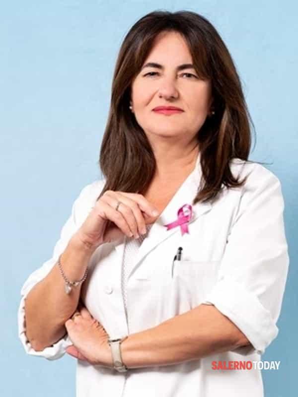 La dottoressa Francesca Malatacca prima fase del lockdown