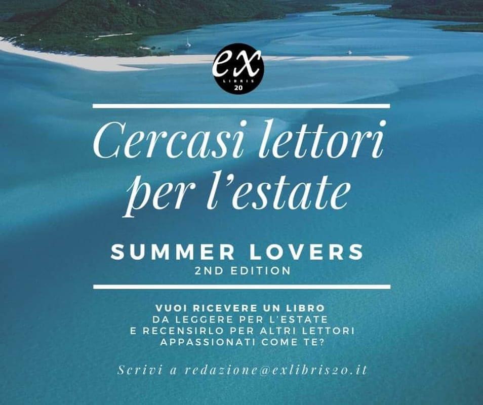 """""""Si cercano lettori per l'estate"""": Saremo Alberi aderisce all'iniziativa"""