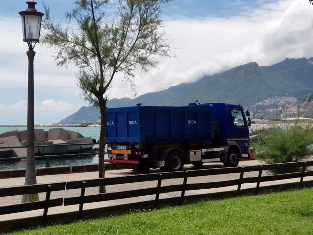 Manutenzione fognature: al via l'operazione a Salerno