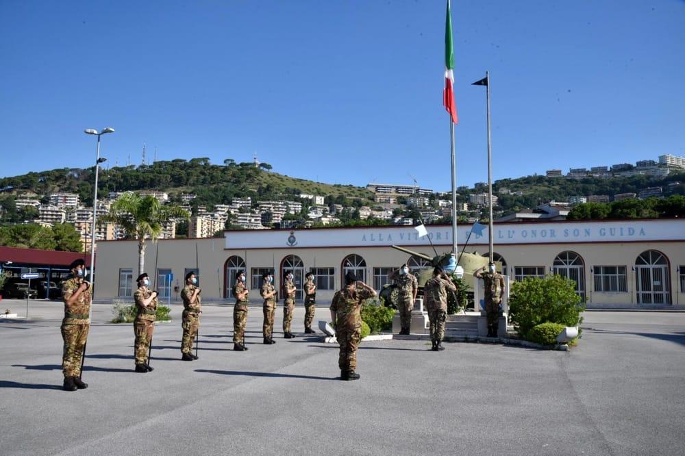 """Festa di Corpo: le """"Guide"""" ricordano a Salerno la battaglia di Custoza"""