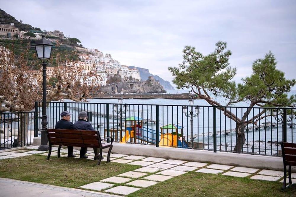 Amalfi, riapre il parco La Pineta: giovedì il saluto di fine anno scolastico