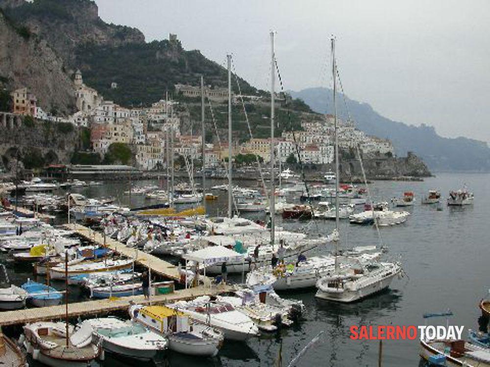 Fase 3 in Costiera, primo attracco di turisti ad Amalfi