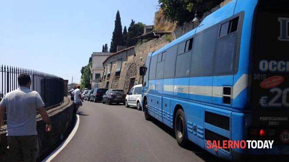 Viabilità Costiera Amalfitana, respinto ricorso al Tar: esulta il Codacons